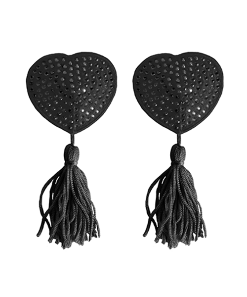 Nipple Tassels - Heart